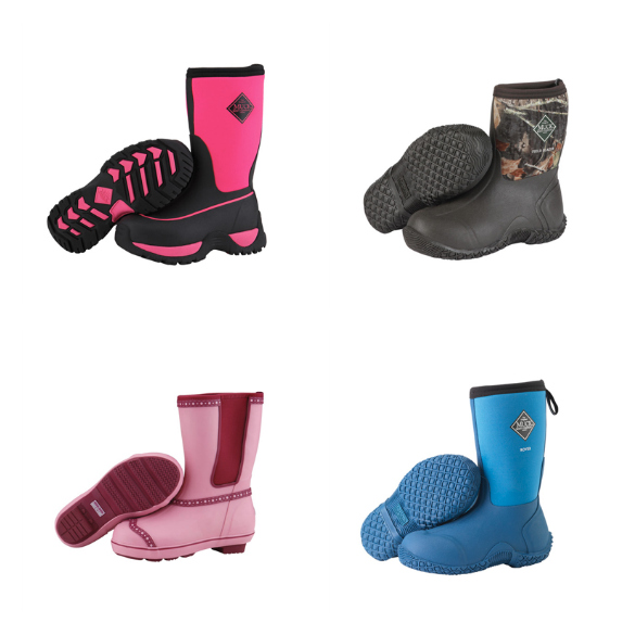Muck Boots for Kids Will Keep Little Feet Warm! {Review & Giveaway ...