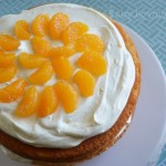 Pineapple Orange Spring Layer Cake 4