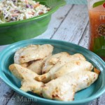 Kraft Zesty Italian Dressing Chicken Marinade 4
