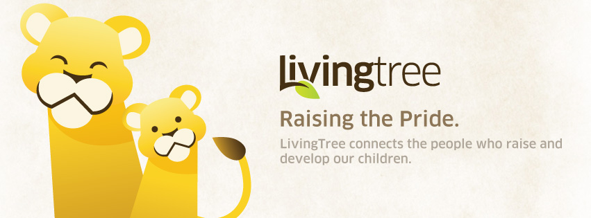 LivingTree Raising the Pride