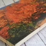 Plak That Wood Art Trees 1