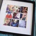 Prinstagram Custom Framed Print 1