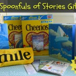 Cheerios Spoonfuls of Stories Giveaway Pack
