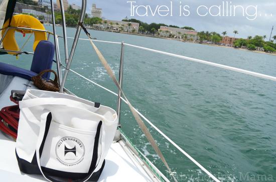 Puerto Rico San Juan Hilton HHonors Travel Calling