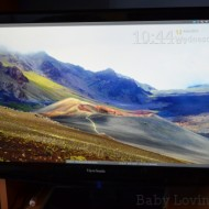 Staples Helps with Father's Day: ViewSonic 24″ Widescreen LED Monitor (That was Easy!)