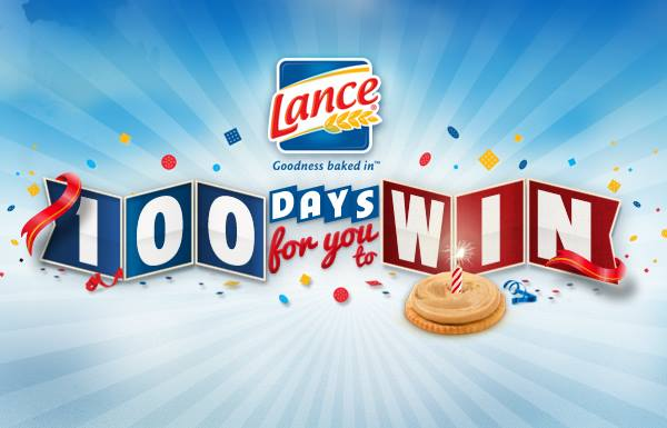 lance 100 days to win