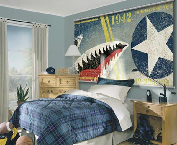 Navy wall decals