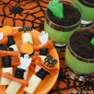 Haunted Halloween Goodies with Kraft + GIVEAWAY
