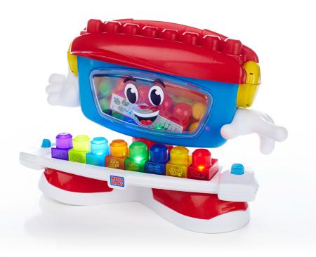 Mega Bloks Billy Beats Piano
