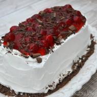 Cherry Poke Cake: Stress Free Holiday Dessert from JELL-O #JelloHoliday
