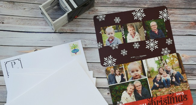 Tiny Prints Holiday Cards on Sale + Giveaway