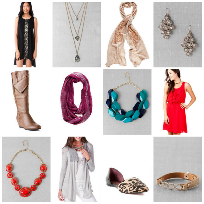 francescas boutique holiday gifts collage
