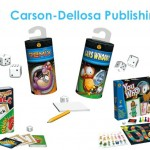 Carson Dellosa Publishing Educational Games