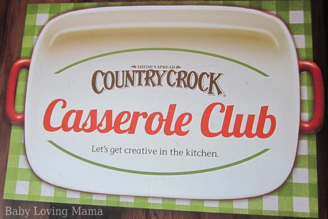 Country Crock Casserole Veggie15