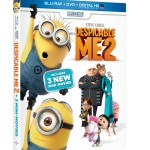 Despcicalbe Me 2 BluRay 3D Combo Pack