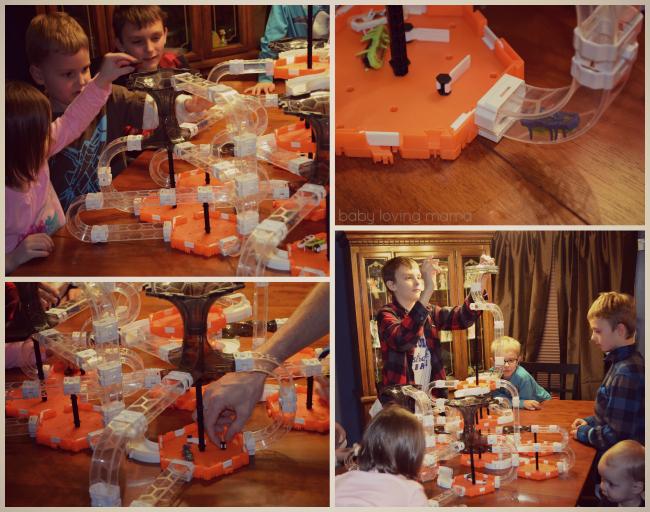 Hexbug Nano V2 Party Collage