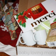 Happy Holidays from Merci Chocolates + GIVEAWAY #MerciHoliday