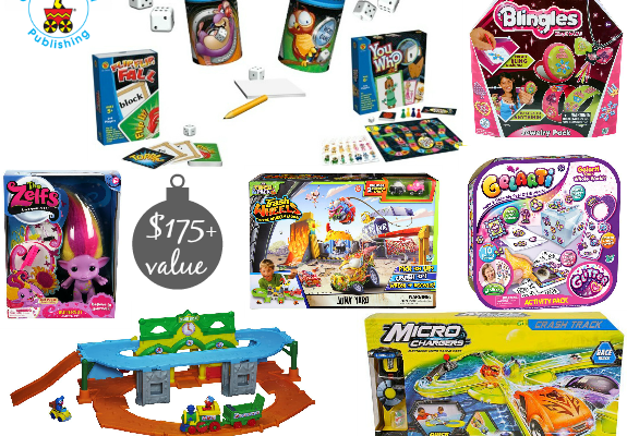Toys and Games Countdown to Christmas Giveaway