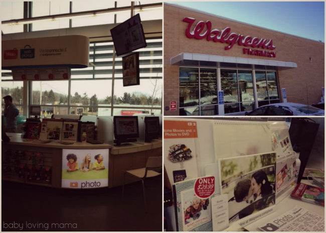 New photo technology at more than 3, stores brings last-minute convenience for many photo items ordered in-store and online Walgreens photo technicians now can prepare an array of photo gifts.