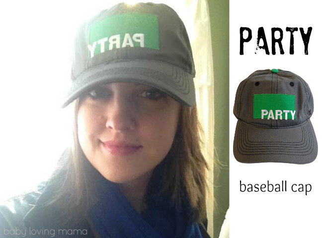 Maker Wear Design Party Baseball Cap
