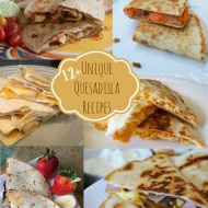 Quesadilla Recipes Roundup
