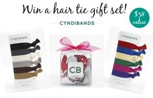 Cyndibands Hair Ties Gift Set Giveaway