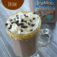 TruMoo Chocolate Marshmallow Milk:  Special Treat on a Cold Day