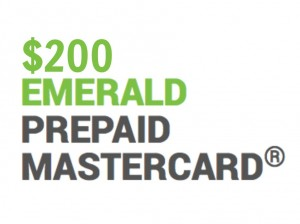 HR Emerald Giveaway