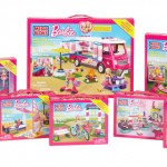 Mega Bloks Barbie Prize Package
