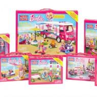 Glamping Barbie Style with Mega Bloks Build 'n Play Luxe Camper + Giveaway #BarbieCamper