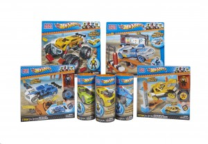 Mega Bloks Giveaway Prize Package