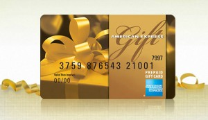 AMEX Gift Card small
