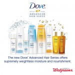 Dove Advanced Hair Series at Walgreens