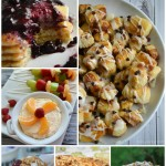 Mothers Day Recipes for Breakfast in Bed