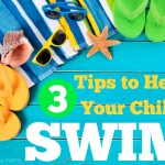 Tips to Help Your Child Learn to Swim Faster Featured