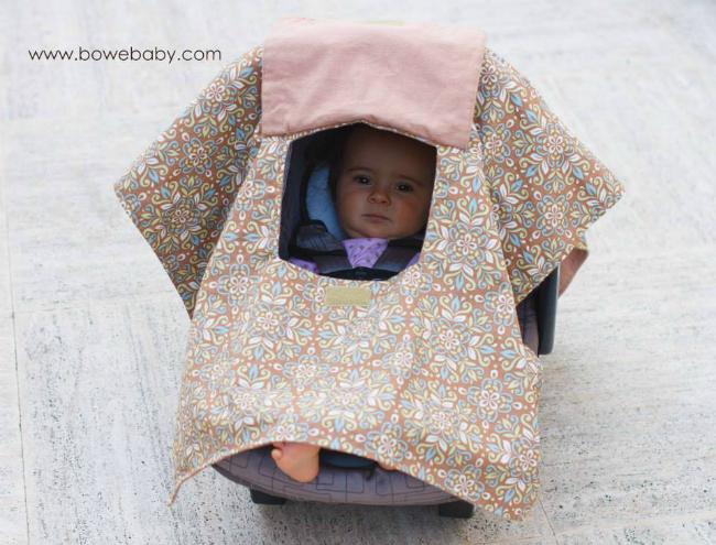 Bowe Baby Car Seat Shade