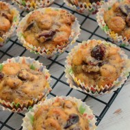 Cranberry Orange Protein Clusters Recipe: On the Go with Cheerios Protein