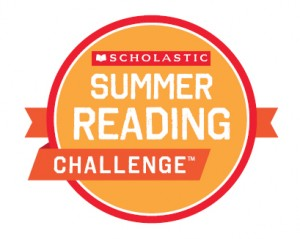 Scholastic Summer Reading Challenge Logo