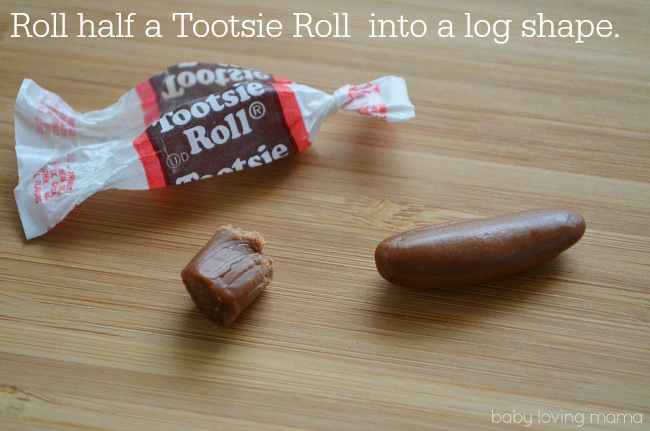 Candy Hot Dogs Tutorial Step 5