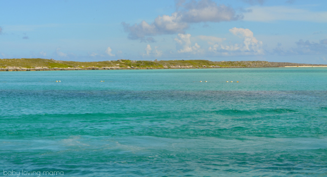Disney Dream Cruise Castaway Cay View