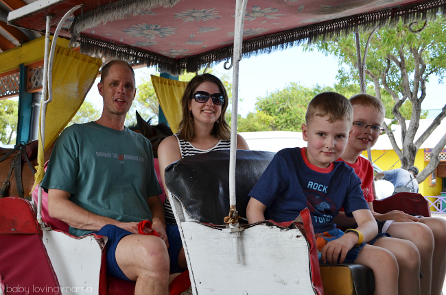 Disney Dream Nassau Bahamas Buggy Ride