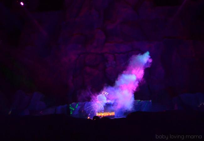 Fantasmic Walt Disney World Hollywood Studios Evil Queen