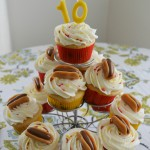 Hot Dog Cupcakes Easy Tutorial