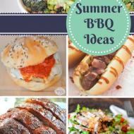 15 Summer BBQ Recipe Ideas