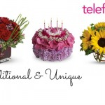 Teleflora Featured Birthday and Anniversary Flowers