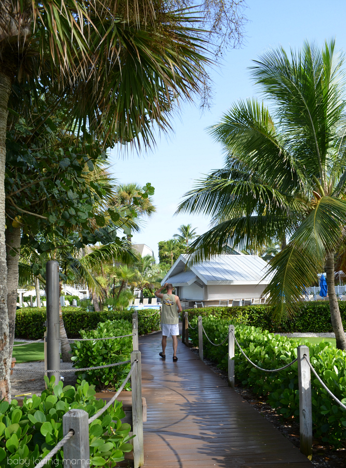 Casa Ybel Resort Sanibel FL Walkway to Beach