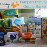 Pampers Summer Outing Basket Giveaway