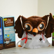 Dr. Cocoa™ for Children: Chocolate Cough and Cold Medicine #DrCocoaReliefWithASmile