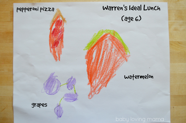 Honest Kids Warren Ideal Lunch