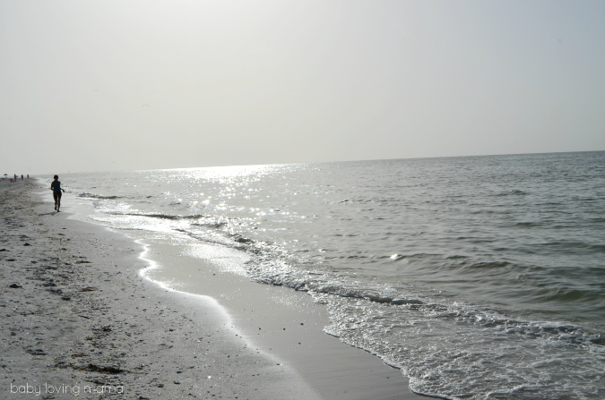 Morning at the Beach Sanibel FL
